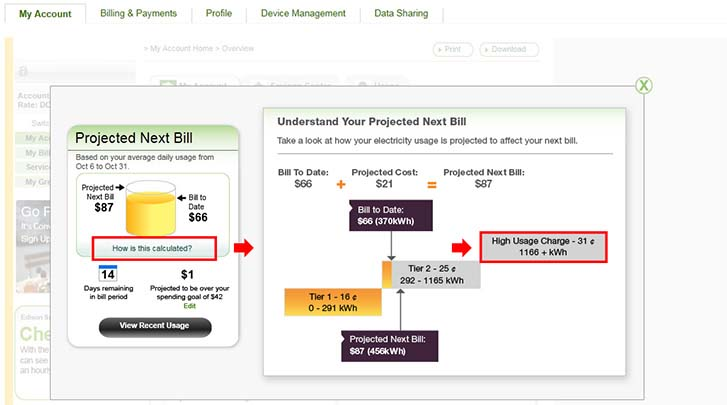 Understand Project Billing - Project Next Bill