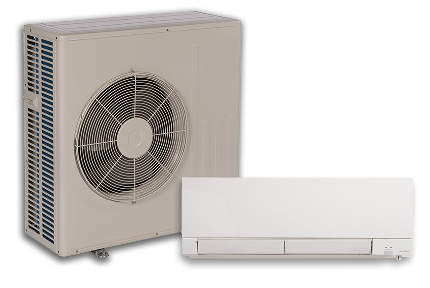 Mini Split HVAC Heat Pumps
