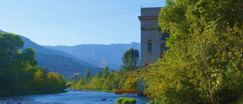 Kern River No. 3 Powerhouse