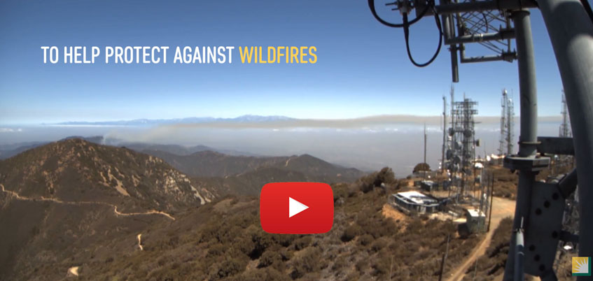SCE Wildfire Safety Video